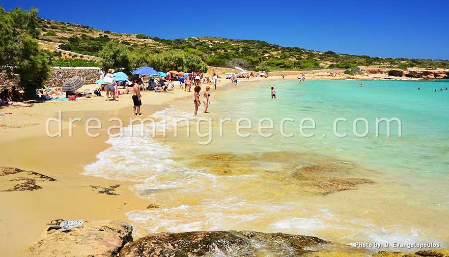 Fanos Beach Koufonisia Beaches Greece DreamInGreececom