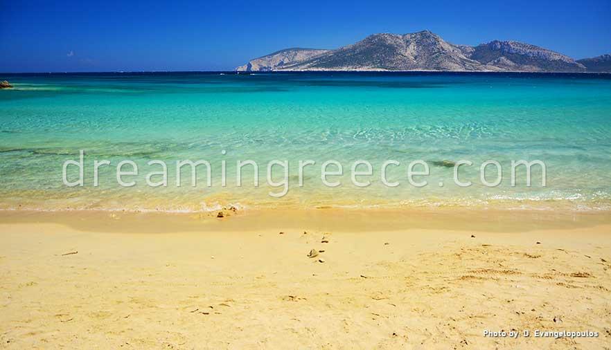 Finikas Beach Koufonisia Beaches Greece DreamInGreececom