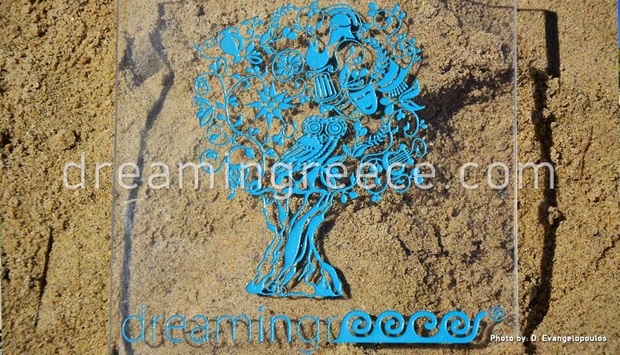 Monastiri beach Paros beaches Greece