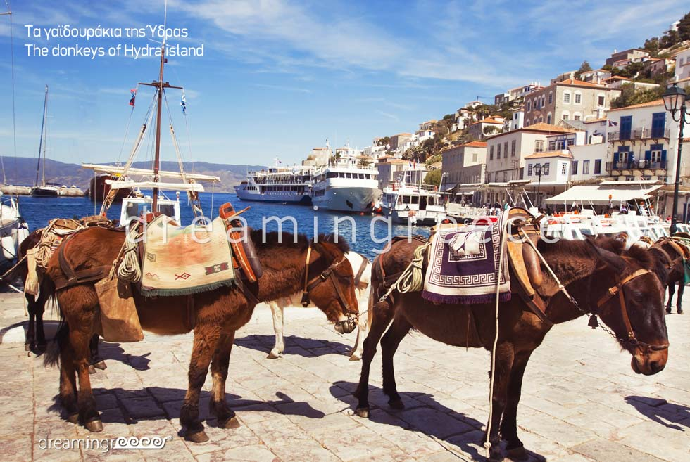 Hydra island Guide Greece Argosaronic islands