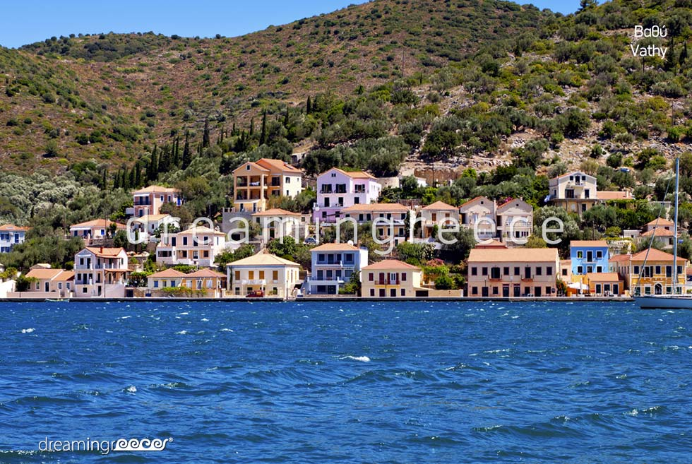 Discover Vathy Ithaca Greece Ionian Islands