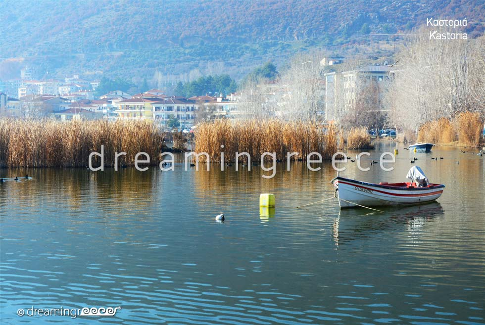 Discover Kastoria in Western Macedonia Greece