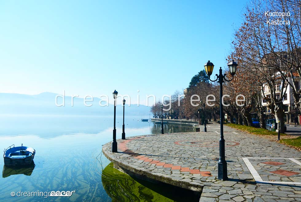 Vacations in Kastoria Greece