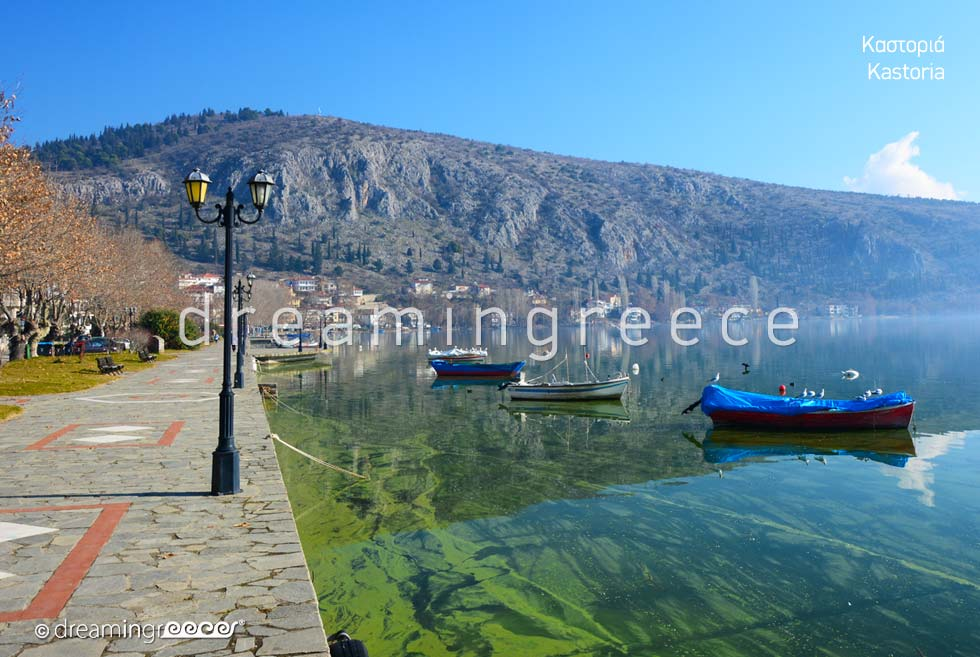 Travel Guide of Kastoria