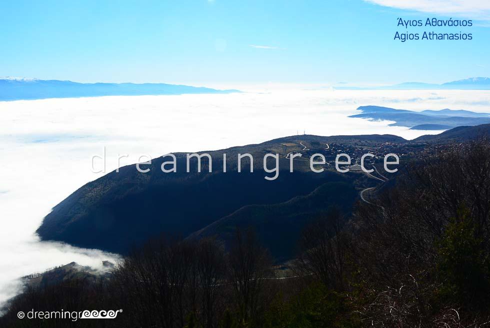 Visit Palaios Agios Athanasios. Discover Greece