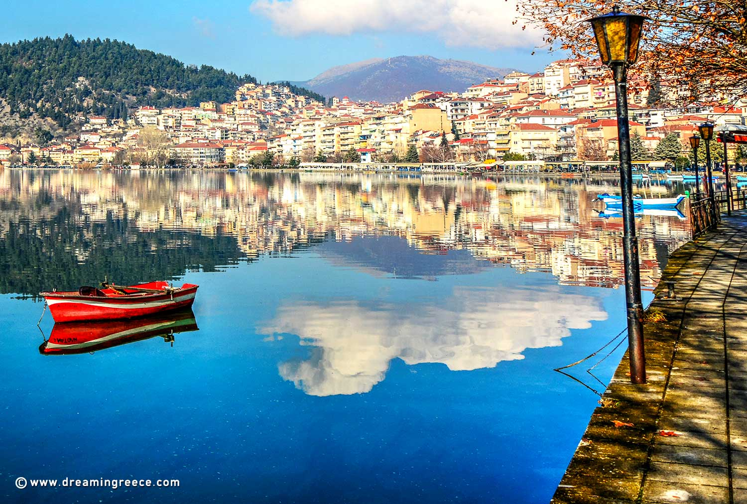 Holidays in Kastoria Western Macedonia Greece