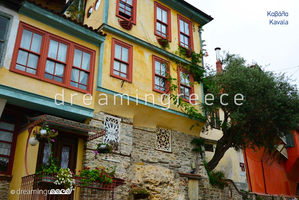 Explore Kavala Eastern Macedonia and Thrace Greece