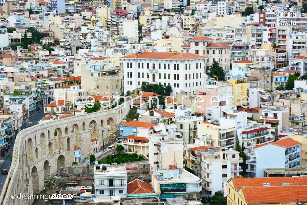 Holidays in Kavala. Eastern Macedonia and Thrace Greece