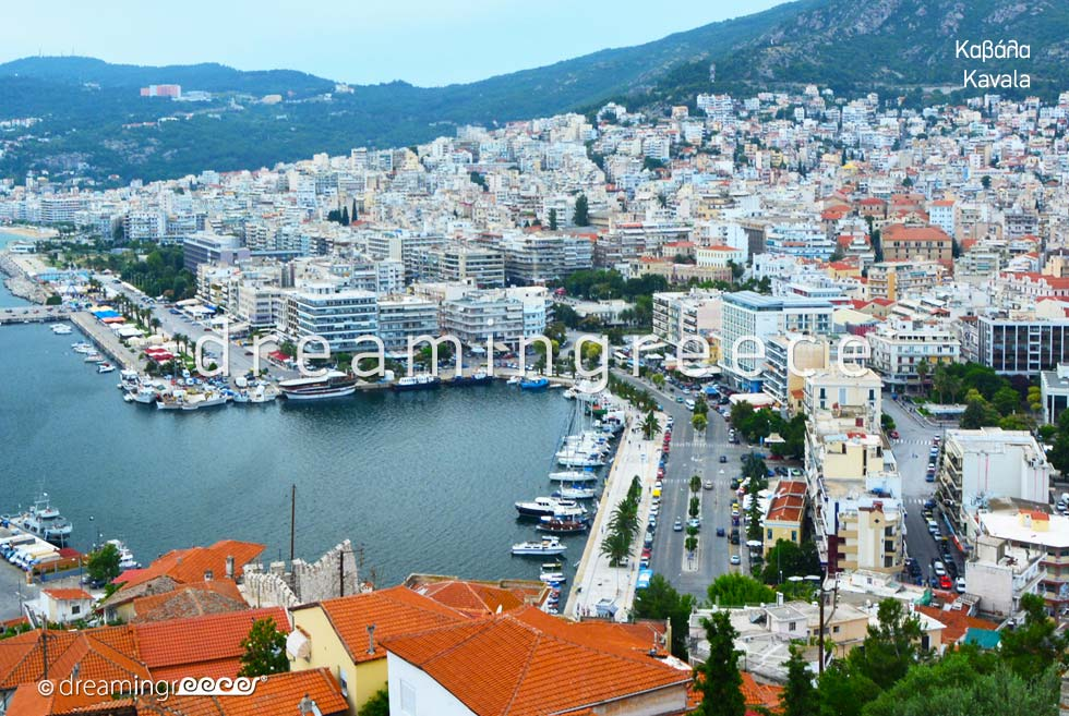 Summer Holidays in Kavala Eastern Macedonia and Thrace Greece