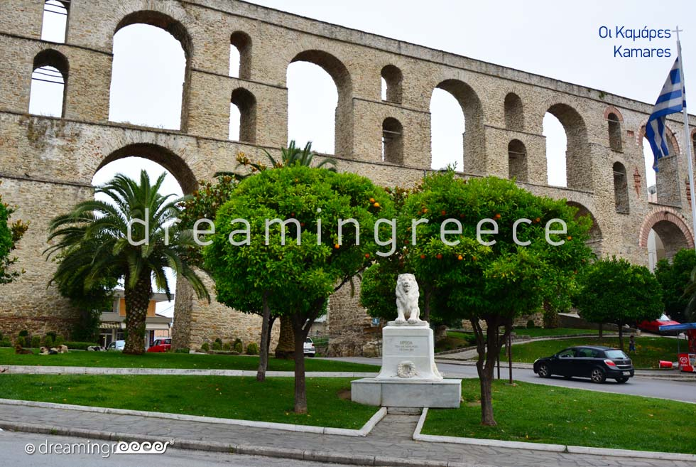 Winter Holidays in Kavala Eastern Macedonia and Thrace Greece
