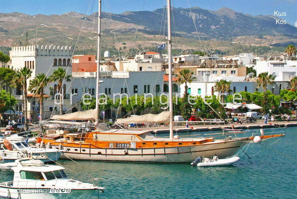 Vacations in Kos island Dodecanese Greece