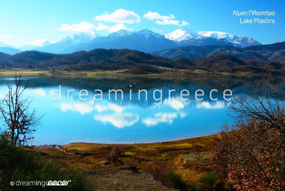 Tourist Guide of Lake Plastiras