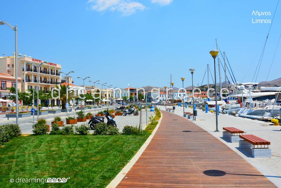Vacations in Lemnos island Greece