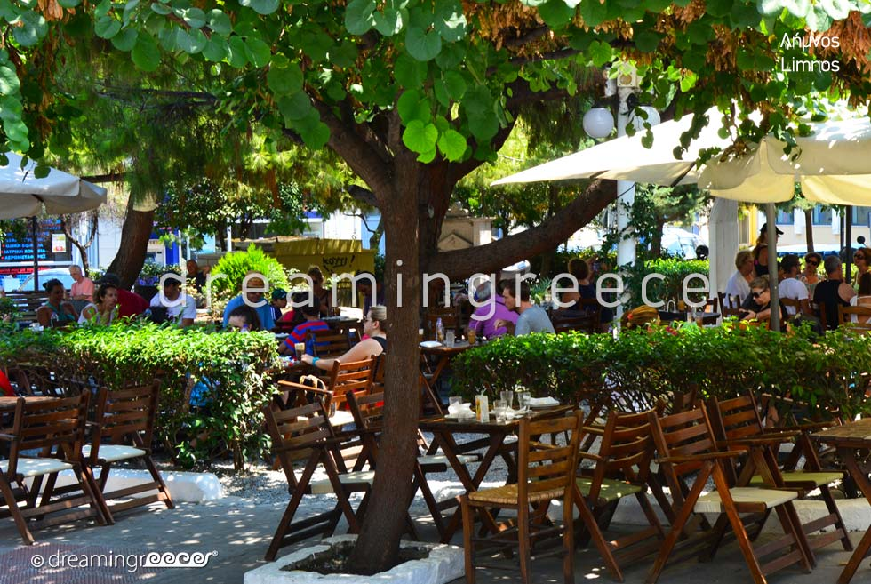 Holidays in Lemnos island Northeastern Aegean Islands