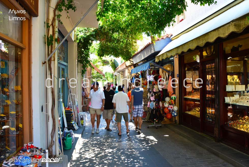 Lemnos island Tourist Guide Northeastern Aegean Islands Greece