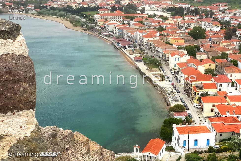 Holidays in Lemnos island