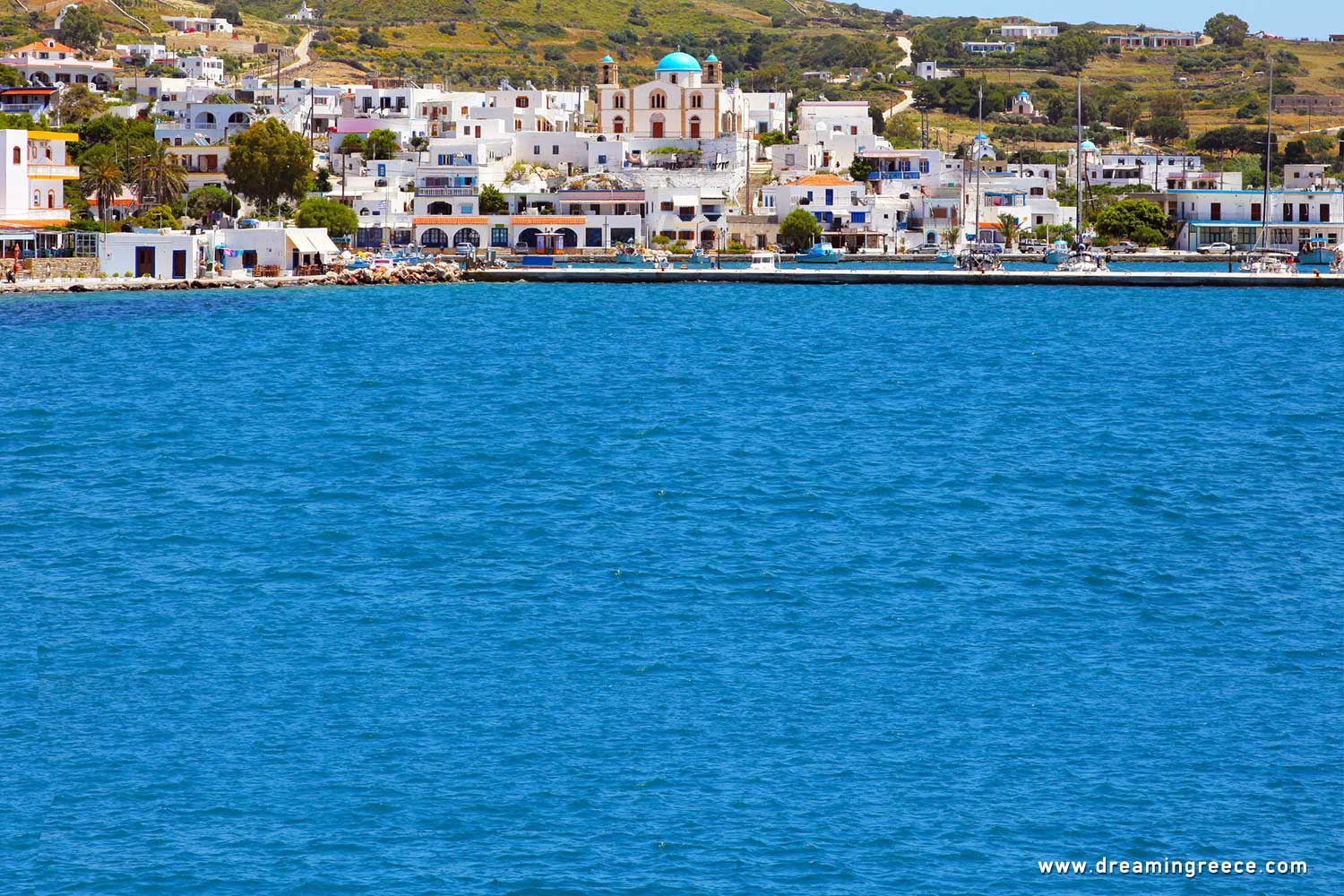Holidays in Lipsi island Dodecanese Greece