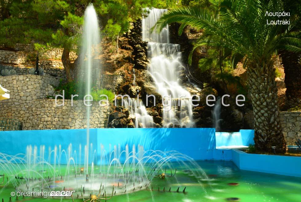 Visit Loutraki Corinth Peloponnese Greece