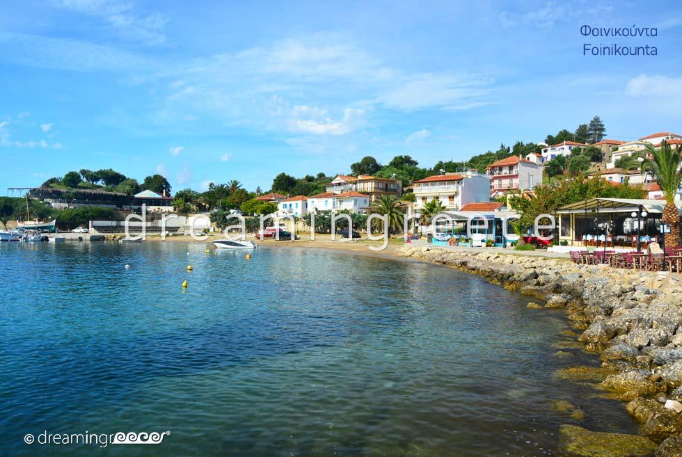 Holidays in Foinikounta Messinia Peloponnese Greece