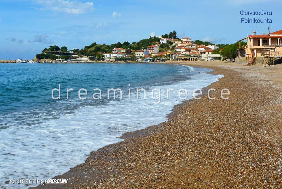 Foinikounta Beaches Messinia Peloponnese Greece