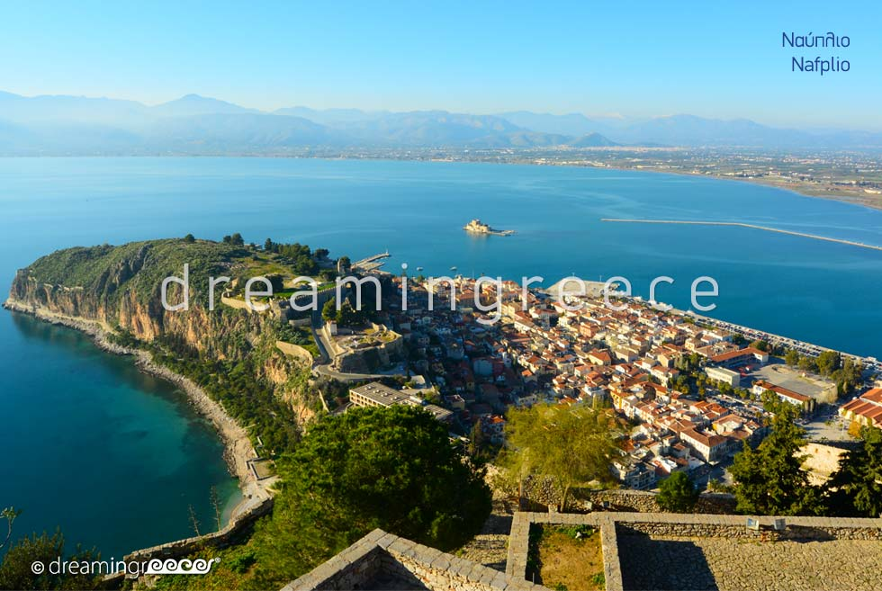 Travel Guide of Nafplio Argolida Peloponnese Greece