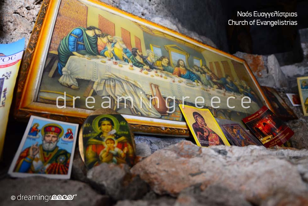 Church of Evangelistrias Nafplio Argolida Peloponnese Greece