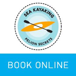 Sea Kayaking Pelion Secrets | Kayak Pelio | DreamInGreece