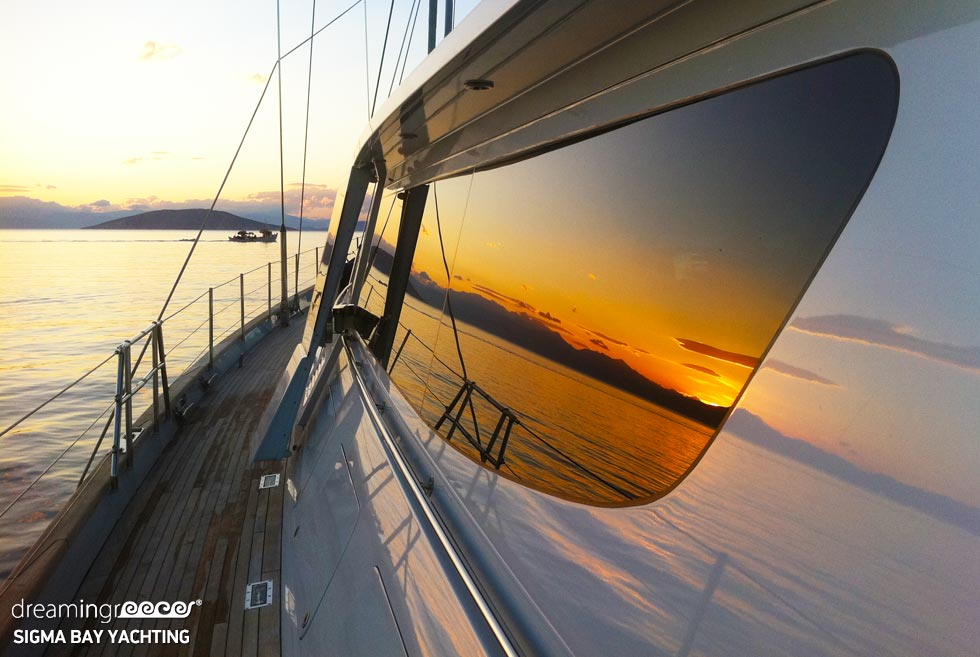 SigmaBay Yachting. Sailing in Greece. Summer Vacations in Greece.