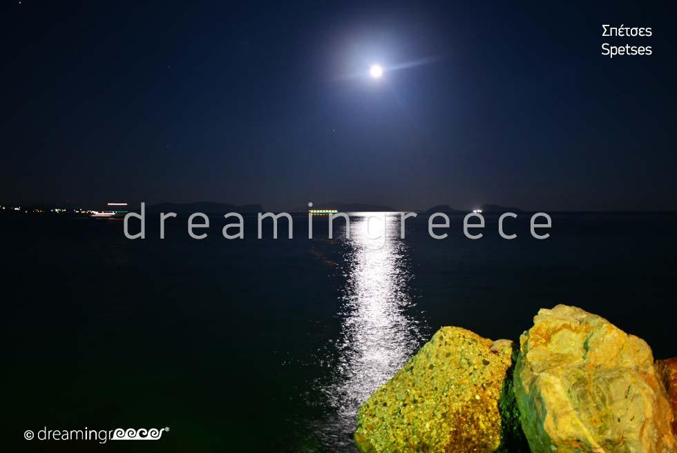 Holidays in Spetses island Greece Argosaronic islands