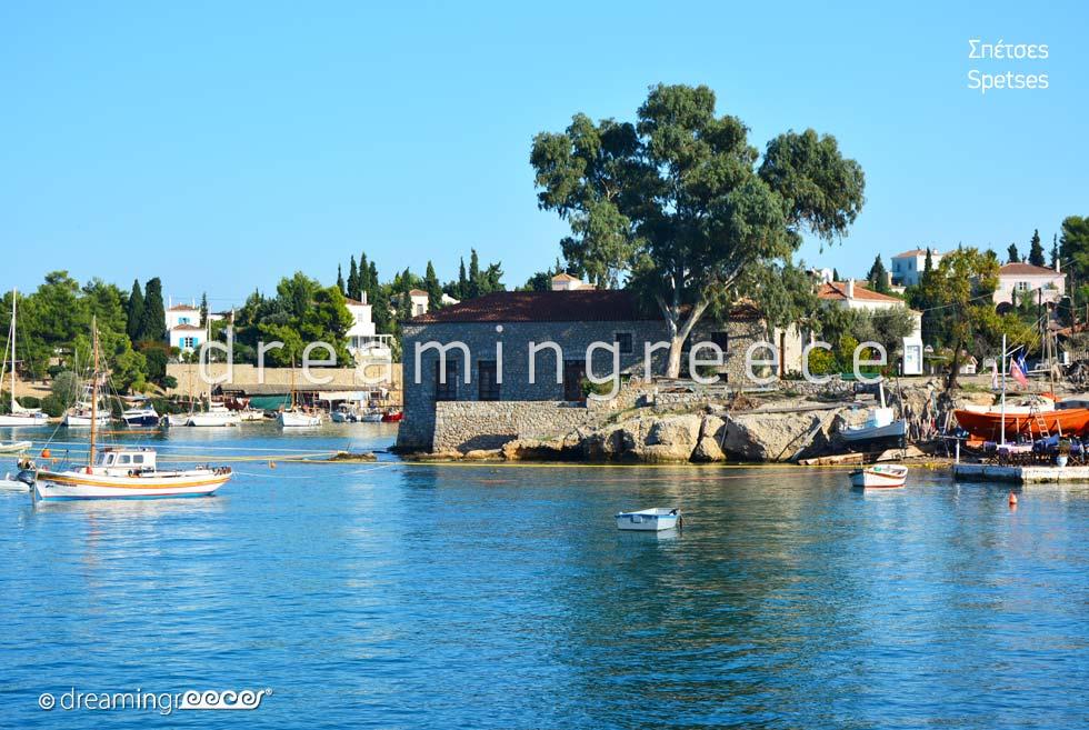 Visit Spetses island Greece Argosaronic islands
