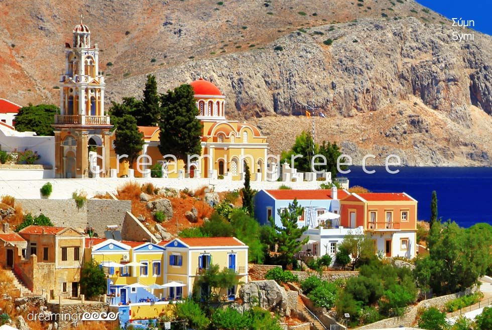 Travel Guide of Symi island Dodecanese Greece