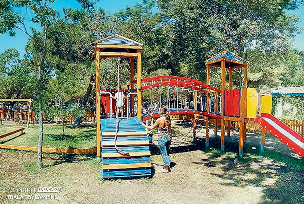 Playground Thalatta Kalamitsi Village Camp Halkidiki