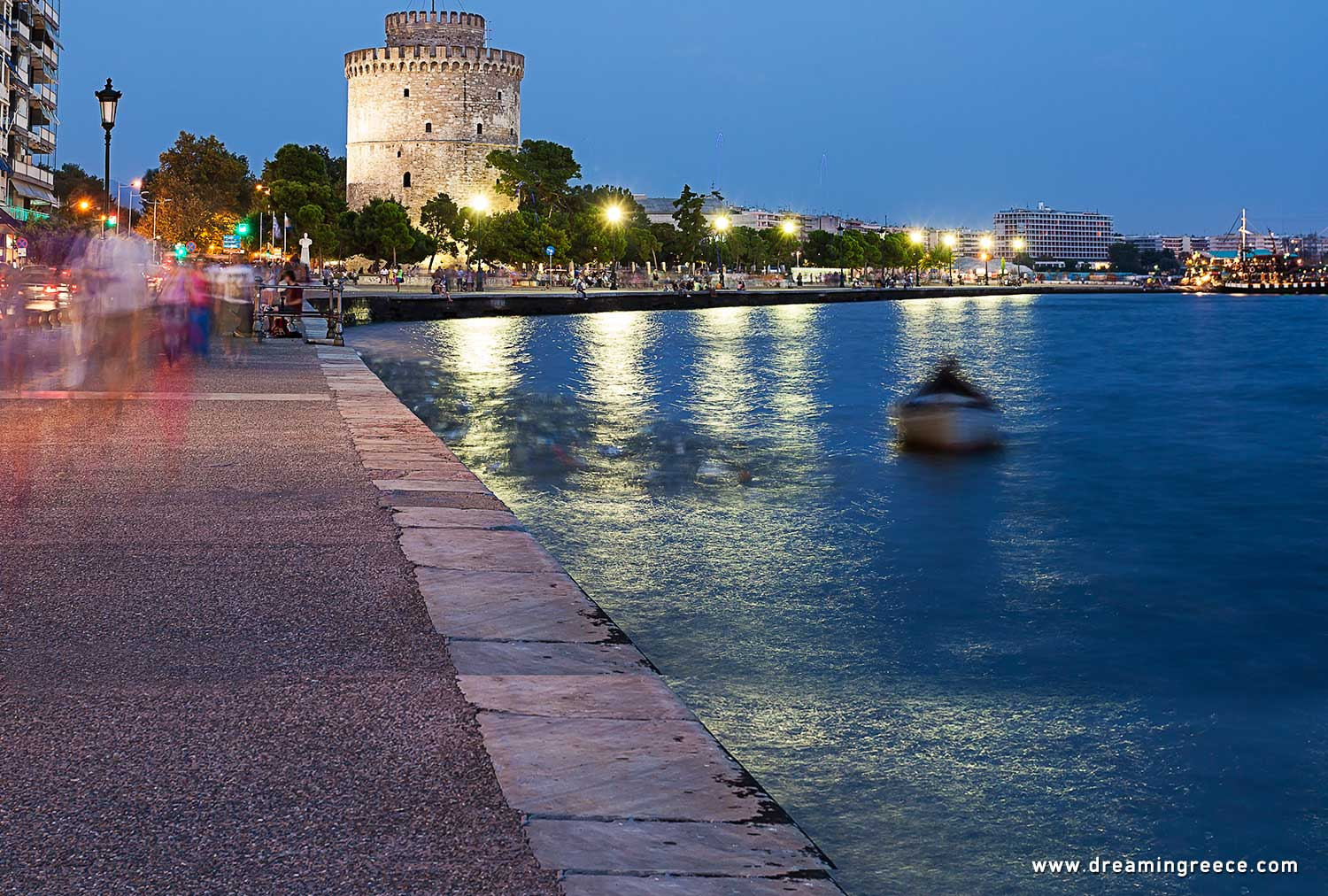White tower Travel Guide of Thessaloniki Greece