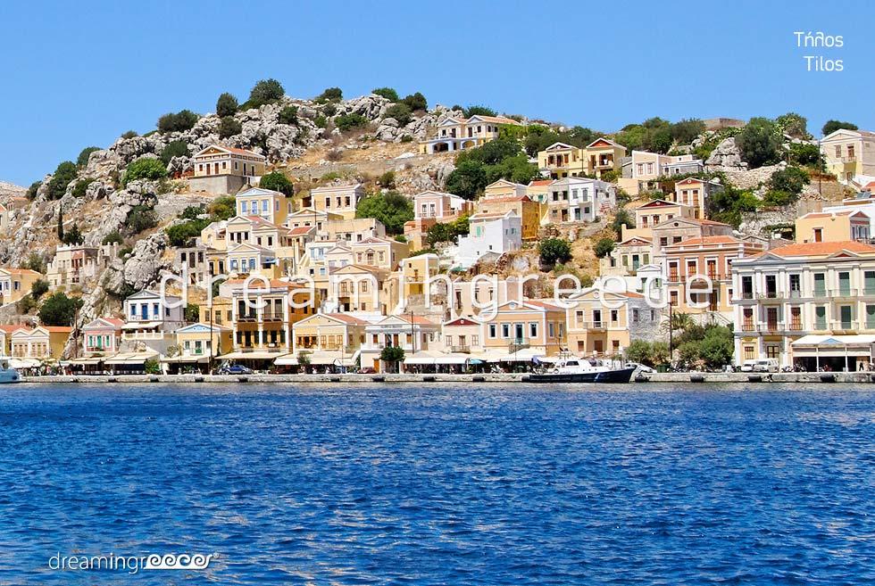 Holidays Tilos Island Greece