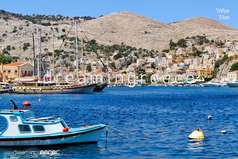 Vacations in Tilos island Dodecanese Greece
