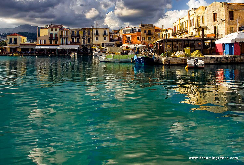 Holidays in Rethymno Crete island Greece