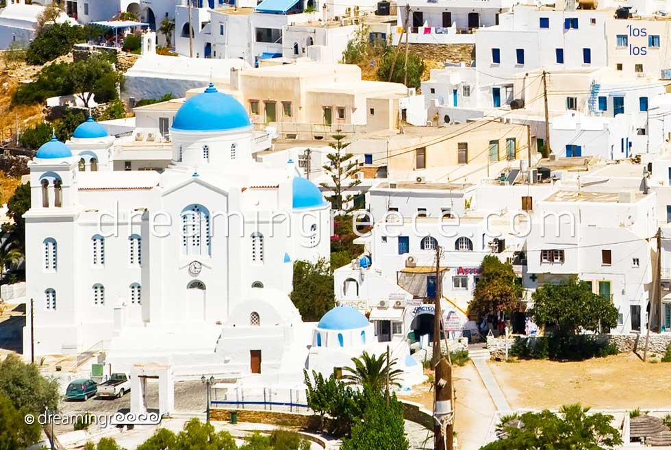 Travel Guide of Ios island Greece Cyclades islands