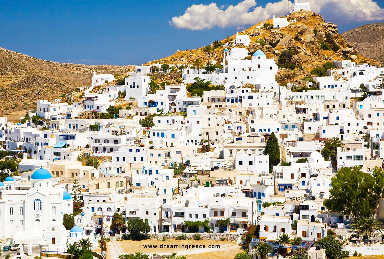 Holidays in Ios island Cyclades Vacations Greece