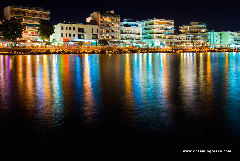 Holidays in Loutraki Corinth Peloponnese Greece