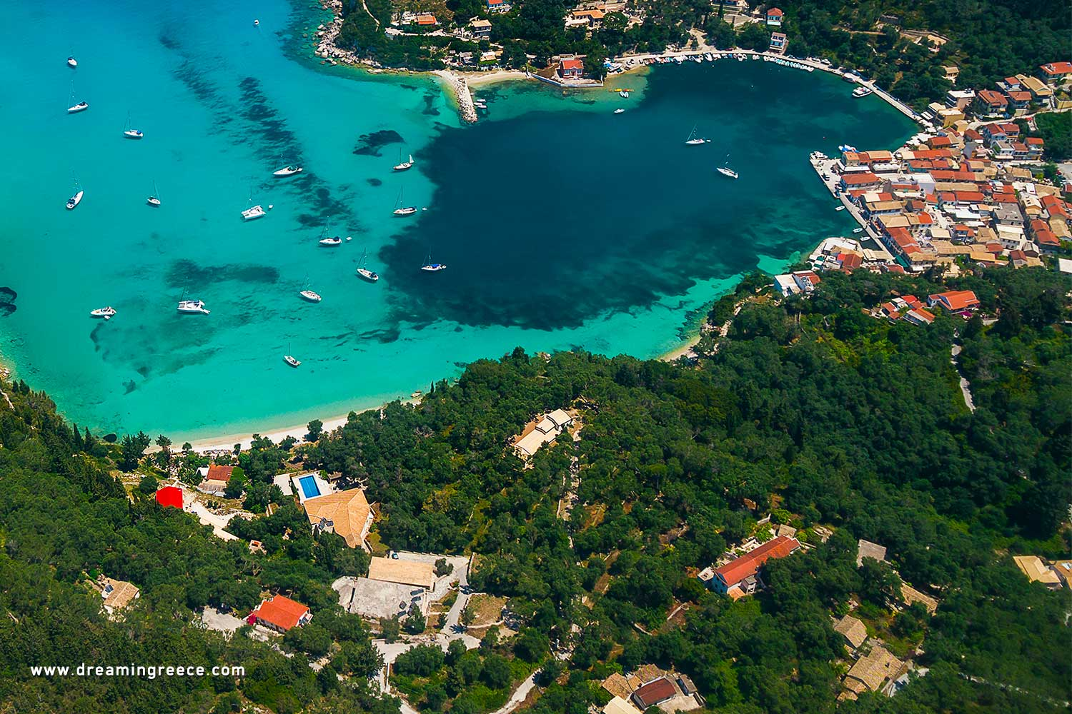 Holidays in Paxos Antipaxos island Vacations Greece Ionian Islands