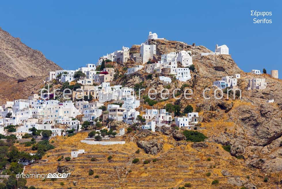 Serifos island. Discover Greece