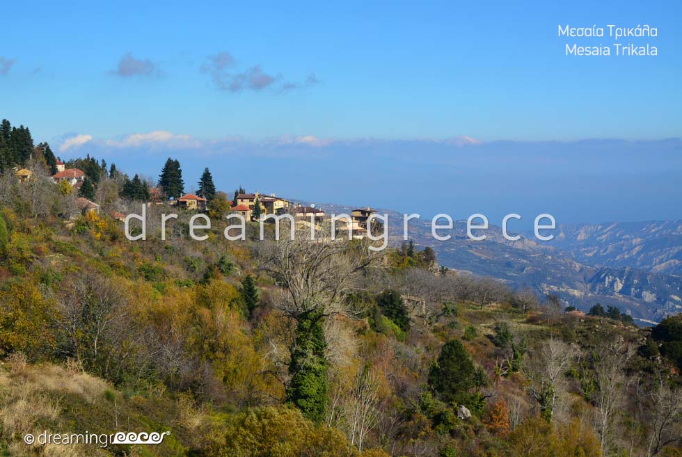 Mesaia Trikala of Corinth Peloponnese Winter Holidays inGreece