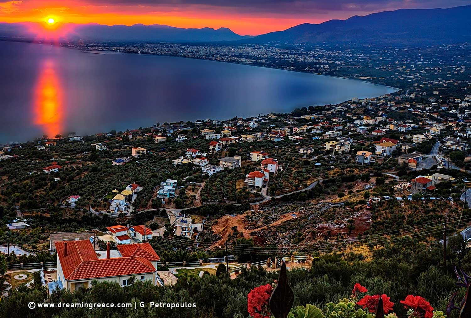 Holidays in Kalamata Messinia Peloponnese Vacations Greece