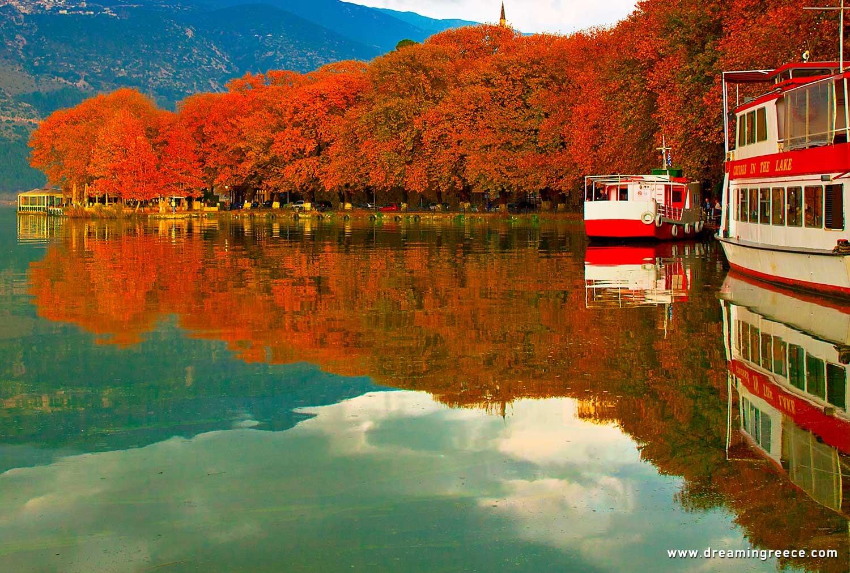Holidays in Ioannina Hotels Sightseeing DreamInGreececom
