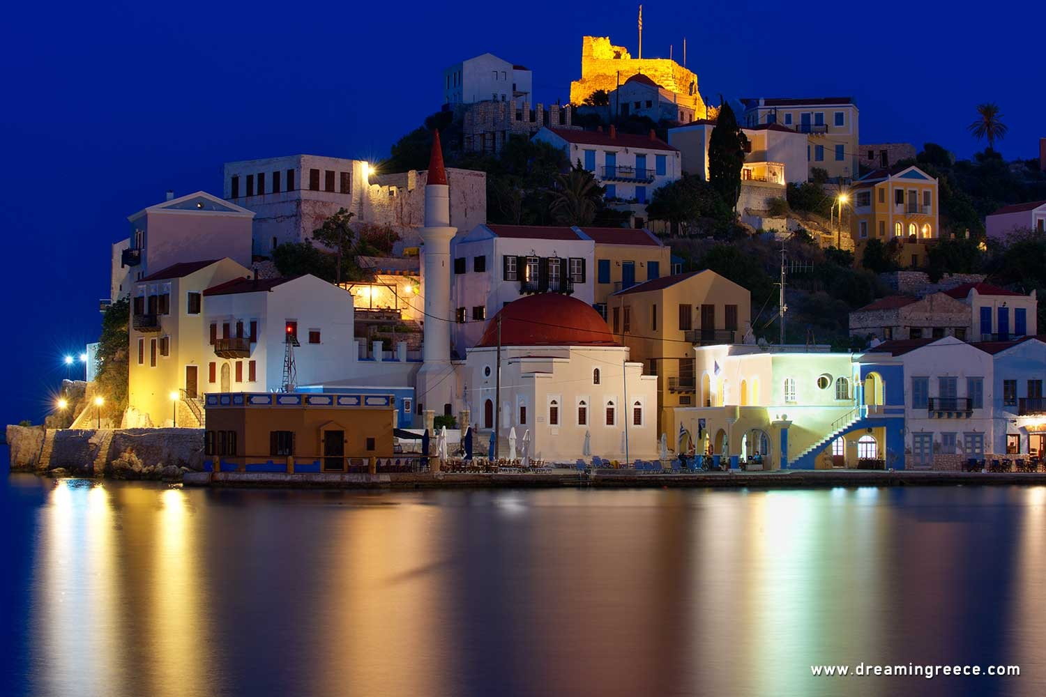 Holidays in Kastelorizo island Dodecanese Greece