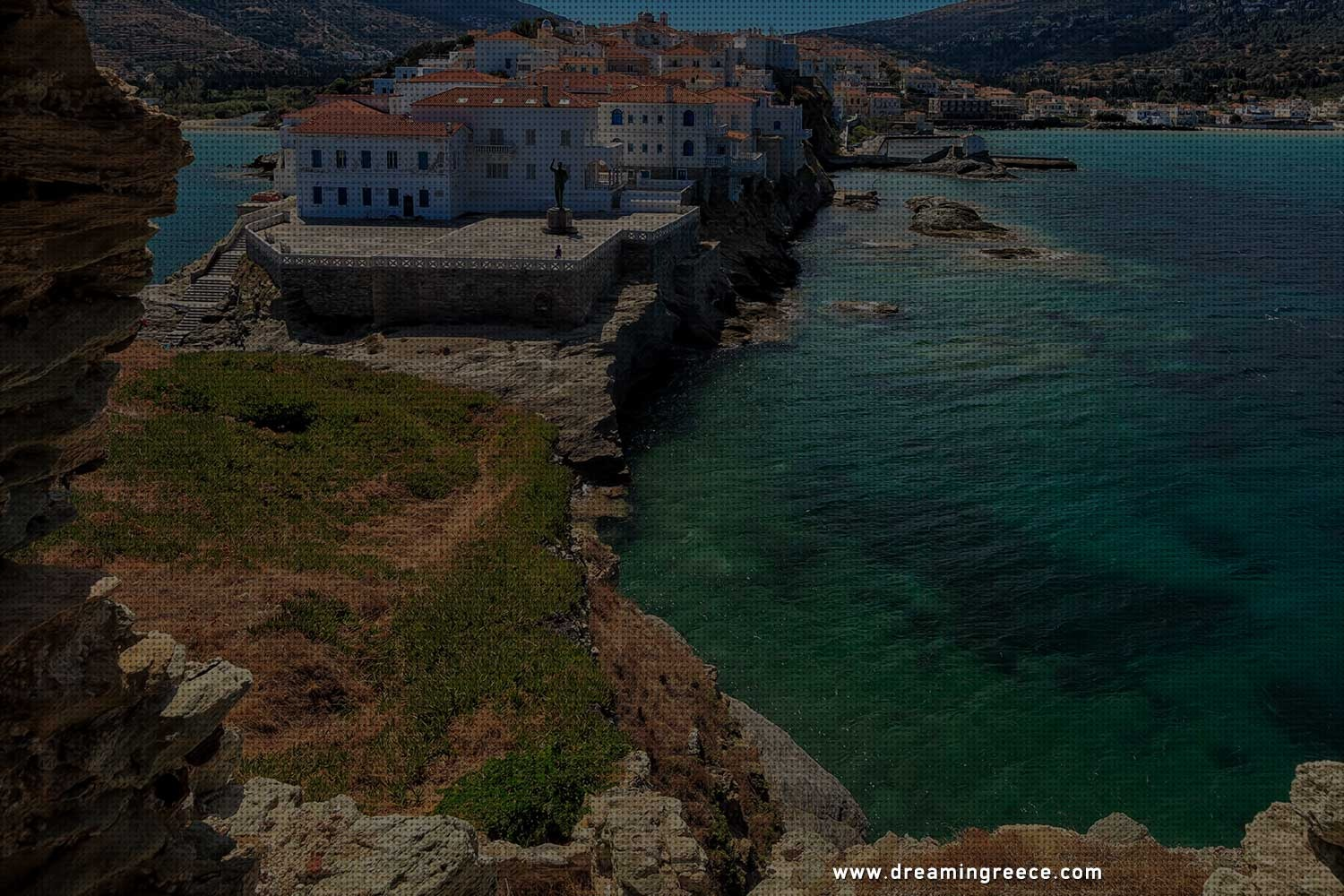 Andros Maritime Museum Greece