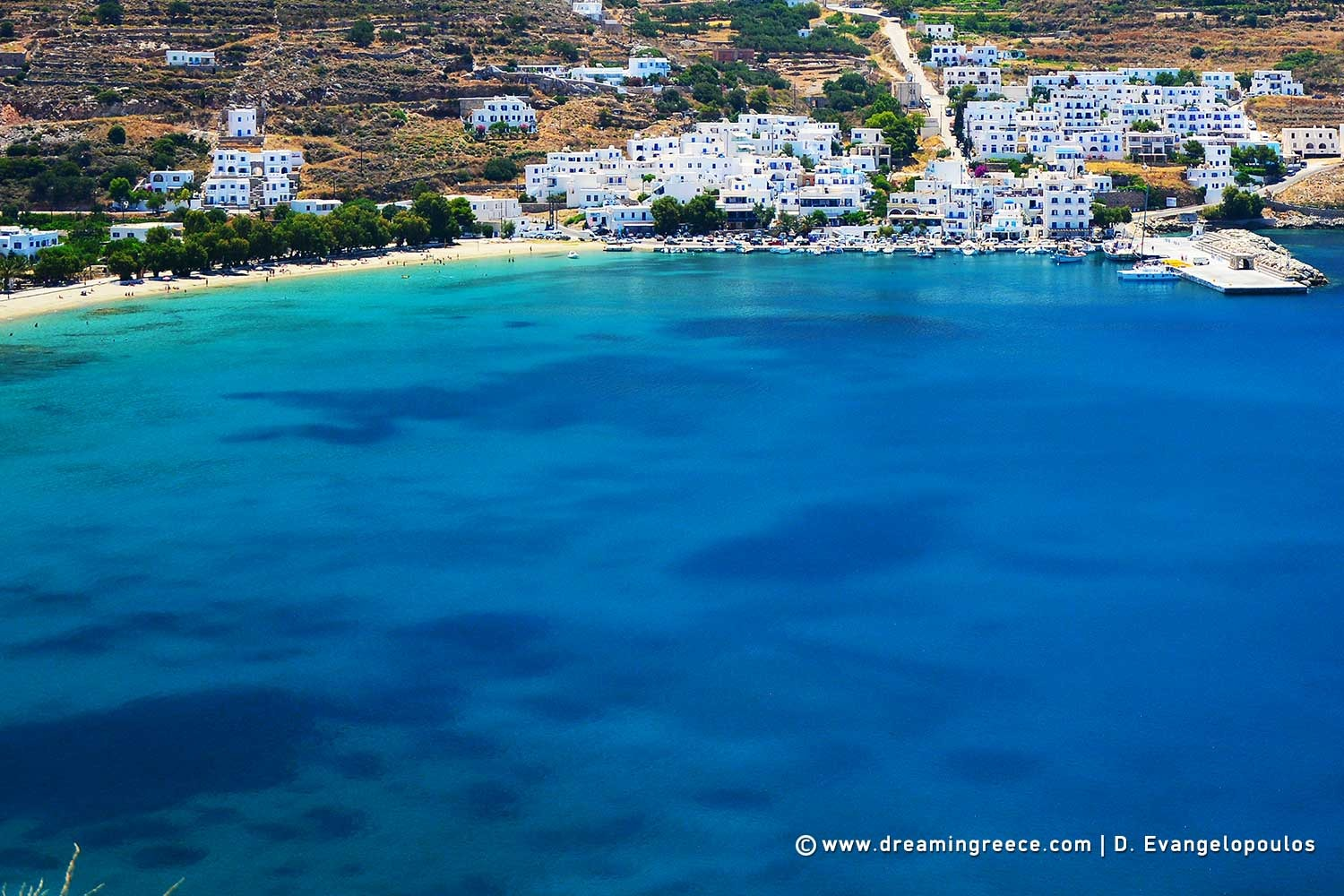 Holidays in Amorgos island Greece Greek islands DreamInGreece