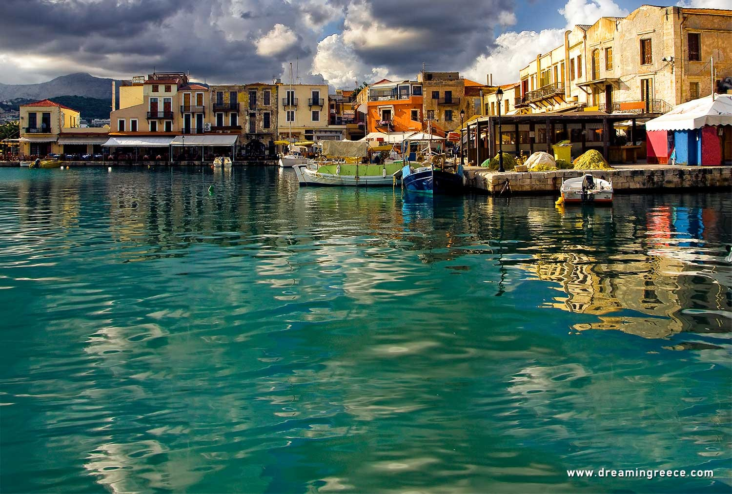 Holidays In Rethymno Crete Hotels Dreamingreece Com