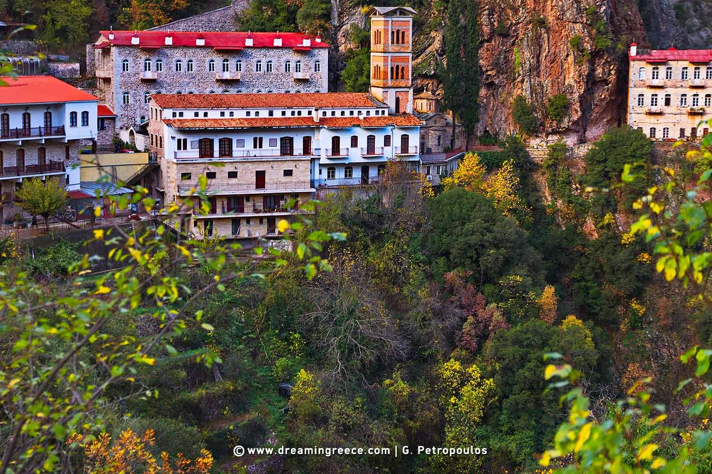 Holidays in Karpenisi Central Greece