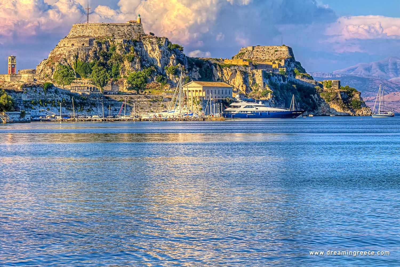 Holidays In Corfu Island Greece